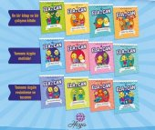 1. Sınıflar İçin Ela İle Can Seti 12 Kitap Takım Etkinliklerle