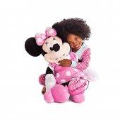Disney Minnie Mouse Peluş Oyuncak 80 Cm Peluş Minnie
