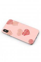 iPhone Xs Max Kılıf Sand Pink Love-2