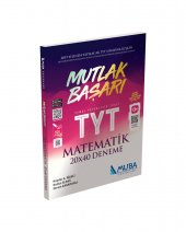Mutlak Başarı Tyt Matematik 20x40 Deneme