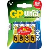 Gp Gp15aup Ultra Plus 4lü Alkalin Kalem Pil