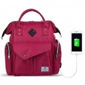 My Valice Smart Bag Happy Mom Usbli Anne Bebek...