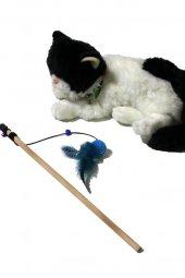 Buffer Eğlendiren Kedi Oltası-2