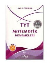 Tyt Matematik 20 Çözümlü Deneme (Karekök Yayınları)