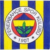 Kağıt Peçete Fenerbahçe 33*33 Cm P16-12 - Be1888