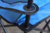 İkili Katlanır Kamp Plaj Sandalyesi-6
