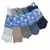 3lü Paket Roff Şeker Diyabetik Erkek Çorap