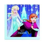 Peçete Frozen Snowflakes 33*33 Cm