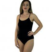 3 Adet Tutku Bayan İp Askı Çıtçıtlı Body - Pamuklu Zıbın