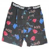 10lu Dondeza Erkek Çocuk Boxer 100 Pamuk