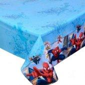 Spiderman Masa Örtüsü 120*180 Cm