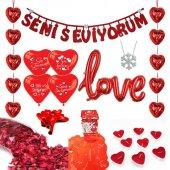 Happy Land Sevgili Paketi Sevgililer Günü Özel Sevgiliye Hediye