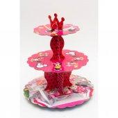 Minnie Mouse Kek Standı Doğum Günü Minili Stand