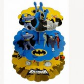 Batman Kek Standı Doğum Günü Betmen Kek Standı