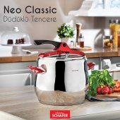 Schafer Shf 3450 Nova Neo Classic 6 Lt Düdüklü...