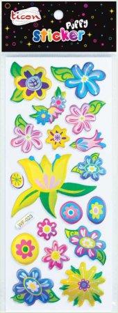 Ticon 138011 Sticker Puffy Tps 2