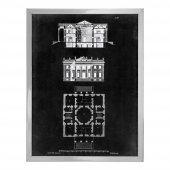 Graphic Building & Plan 4lü Tablo Seti-3