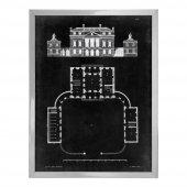 Graphic Building & Plan 4lü Tablo Seti-5