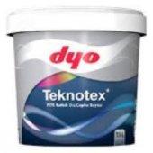 Dyo Teknotex Dış Cephe Boyası 7.5 Lt Beyaz