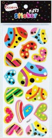 Ticon 138053 Sticker Puffy Tps 16
