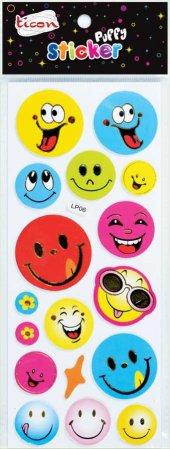 Ticon 138057 Sticker Puffy Tps 20
