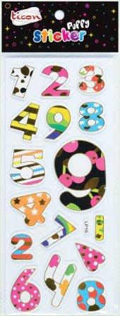 Ticon 138062 Sticker Puffy Tps 24