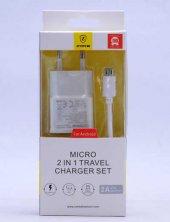 Zore Gold Micro 2000 Mah Travel Set Z 13
