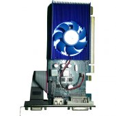 Seclife 2GB Radeon HD 6450 DDR3 64 Bit HDMI DVI VGA LP Single Fan-3
