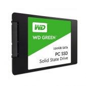 Wd Green 3d 2.5 120gb Ssd Sata3 545 Mb S...