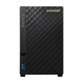 Asustor As 3102t V2 2 Slot Nas 1.6 Ghz 2 Gb...