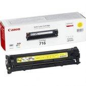 Canon Crg 716y Sarı Toner