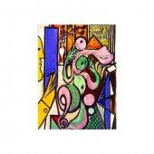 Life Of Picasso Kanvas Tablo 50x70 Cm