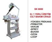 Cilt Bakım Cihazı Sk 6000 6+1 Yerli Üretim