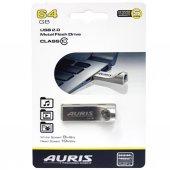 Auris 64gb Usb Flash Bellek Metal Kasa