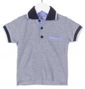 Losan Erkek Bebek&Çocuk Polo Yaka T-shirt