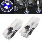 BMW E46 E90-93 2005-2012 Kapı Altı Led Aydınlatma Ghost Shadow