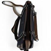 Crossberry Siyah Çapraz Kadın Çantası #2011-5
