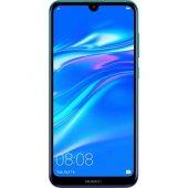 Huawei Y7 2019 Dual Sim 32 Gb Mavi Cep Telefonu (Huawei Türkiye Garantili)