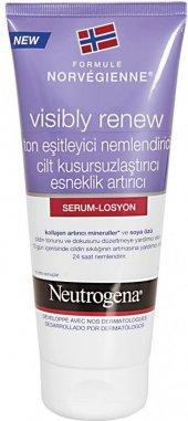 Neutrogena Visibly Renew Serum Losyon 200ml