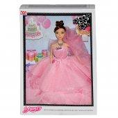 Yunty Kutulu Manken Barbie Bebek