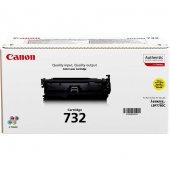 Canon Crg 732 6260b002 Sarı Orjinal Toner