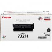 Canon Crg 732h 6264b002 Siyah Orjinal Toner Yüksek Kapasiteli