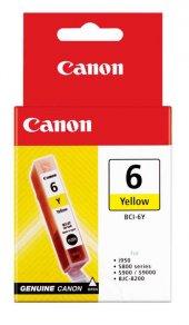 Canon BCI-6 Sarı Orjinal Kartuş