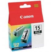 Canon BCI-15 Siyah Orjinal Kartuş-2