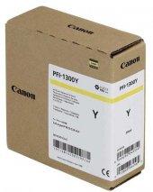 Canon PFI-1300Y Sarı Orjinal Kartuş