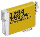 Epson T1284-C13T12844020 Sarı Muadil Kartuş-3