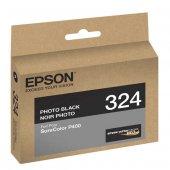 Epson T3241-C13T32414010 Foto Siyah Orjinal Kartuş-2