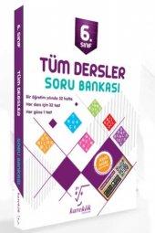 6. Sınıf Tüm Dersler Soru Bankası Karekök Yayınları
