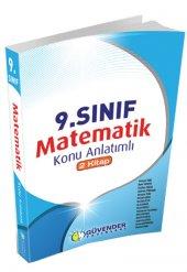 9. Sınıf Matematik Konu Anlatımlı 2 Kitap Soru Bankası