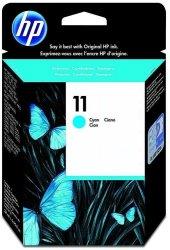 Hp 11-C4836A Mavi Orjinal Kartuş-2